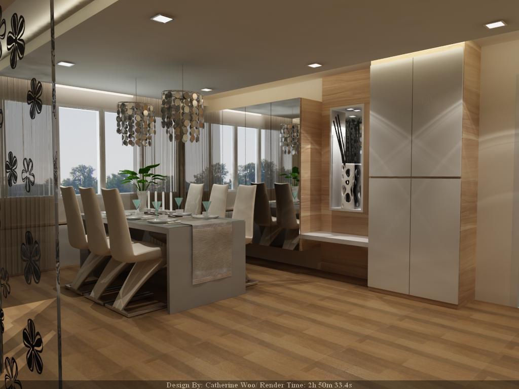 Residential Interior Design Artwork